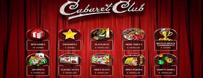 Cabaret Club Casino Online Pokies