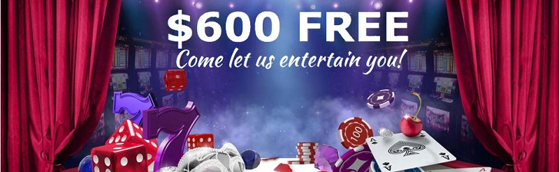 Cabaret Club Casino Welcome Offer
