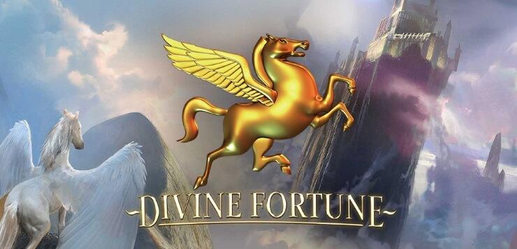 Divine Fortune Online Pokies