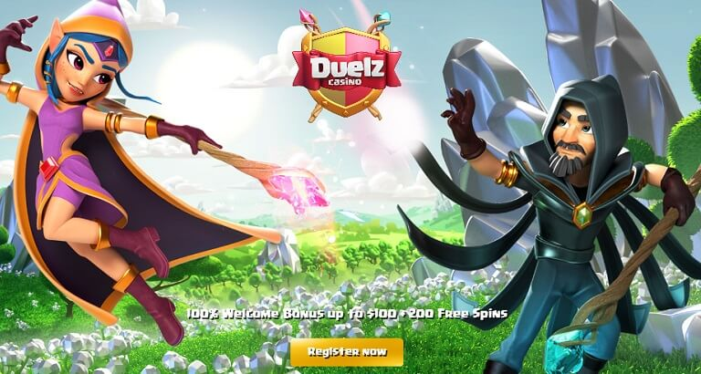 Duelz Welcome Offer