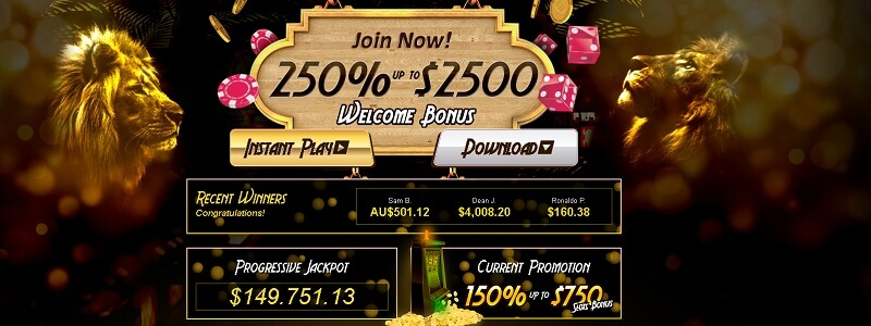 Golden Lion Bonus