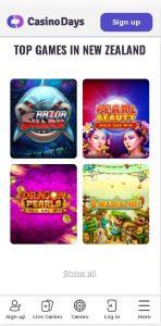 casino-days-mobile