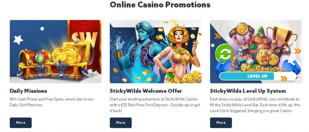 sticky-wilds-promotions